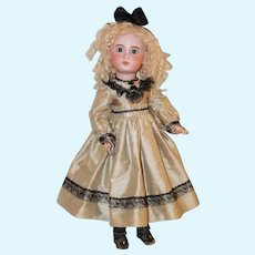 """Beautiful 23"""" **JUMEAU #1907** French Bisque Doll"""