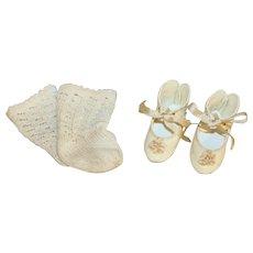 Wonderful *French Style Doll Shoes* & Socks