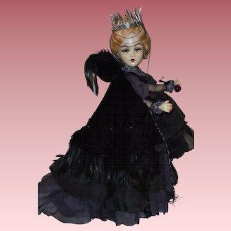 """Fabulous 21"""" *Queen Ravenna* OAK Doll"""