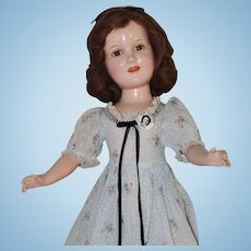 "Beautiful 21"" *Judy Garland Teen Doll* by Ideal"