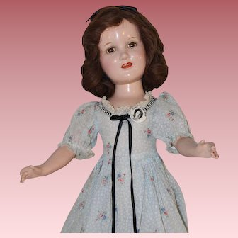 "Beautiful 21"" *Judy Garland Teen Doll* by Ideal"