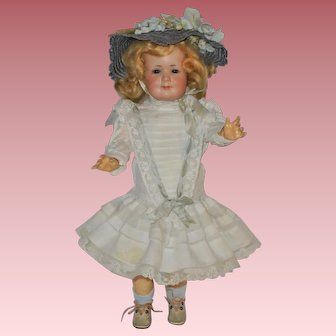 """Sweet 13"""" *German Character Child ~ #550* by Armand Marseille"""