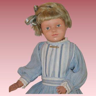 """Charming 19"""" *Schoenhut Girl* Model #308"""