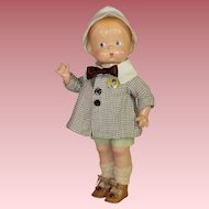 Adorable 1929 **Skippy Doll** by Effanbee
