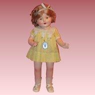 1930's *Rosebud Doll * by Horsman