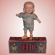 """Adorable *10"""" Bettie* by Bimlick Toy Co."""