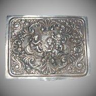 Fine Silver Box