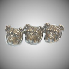 Super Bulldogs Pin