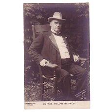 """RPPC """" Past President William McKinley"""""""