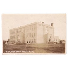 "RPPC  "" High School Havre Montana"" """