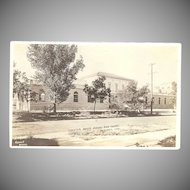 "RPPC ""Chester Morey Junior High School Denver Col."""
