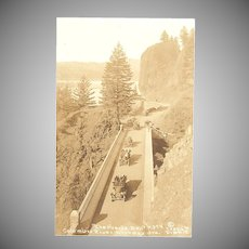 """R.P.P.C. of the """"Columbia River Highway Oregon of Shepard's Dell"""""""