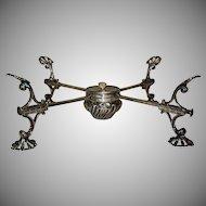 18th Century Sterling Dish Cross London 1764-1765