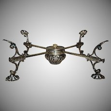 18th Century Sterling Dish Cross London 1764-1765