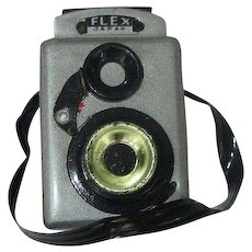 Miniature Camera for Dolls