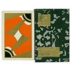 BOLD Art Deco Design Playing Cards