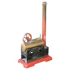 DOLL Overtype Toy Steam Engine