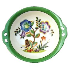 Noritake Fantasy Flowered Bowl