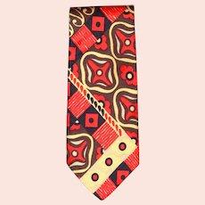 BOLD Colorful Schiaparelli Men's Tie Klopfensteins