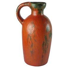 Mid-Century Ruscha Vulcano Mini Jug Vase