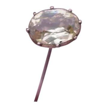 Antique Georgian Period Ladies Hat Pin