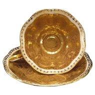 Royal Albert Mayfair English Bone China Cup Saucer