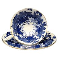 Coalport China Teacup Saucer England
