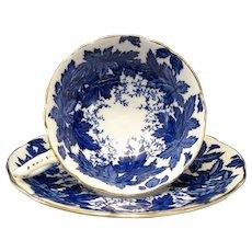 Coalport China Teacup Saucer England