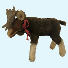 Steiff Moose 1960