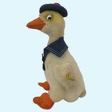 Steiff Cosy Ente Bub/ cosy duck boy