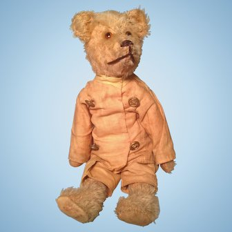 Rare Early American Rough Rider Teddy