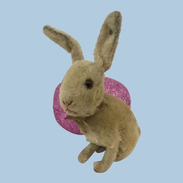 Steiff bunny rabbit with tail/head mechanism 1931-34