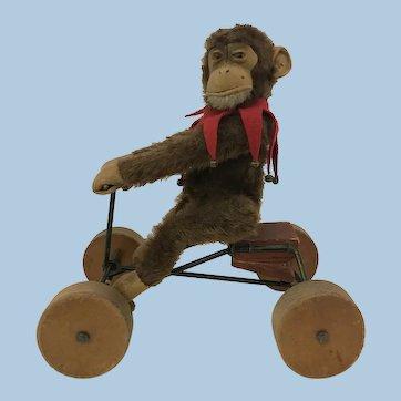 Steiff Record Peter Jocko Monkey 1921-43
