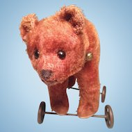Bing Bear On Wheels