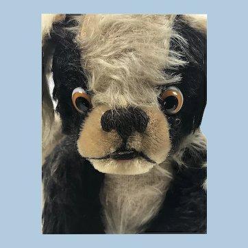 Antique German Googly Eye Dog 1920s