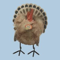Steiff Tucky Turkey 14 cm large size