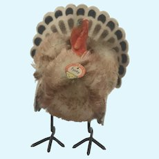 Steiff Tucky Turkey 14 cm large size