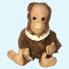 Schuco yes/no tricky orangutan