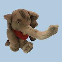 Large size Steiff Jumbo Elephant