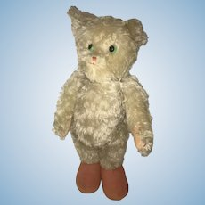 Large Mohair Kersa Cat 20 inches tall Rare