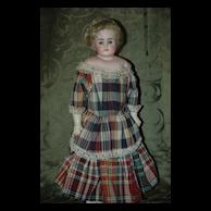 ABG #698-1/2 Turned Shoulder Head Doll