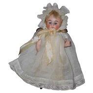 "6"" Antique All-Bisque German Doll"