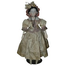 1850s Greiner-Style China Doll