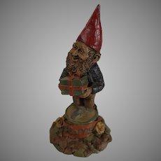 "Cairn Tom Clark Gnome ""Happy"""