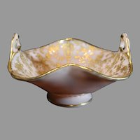 Cambridge Crown Tuscan Gold Encrusted Bowl