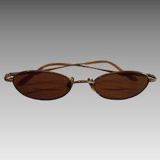 d8d2caaed9f Vintage Early Cool-Ray Polaroid Sun Glasses  80 Glitter Sunglasses ...