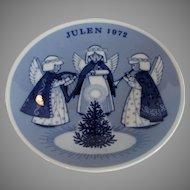 Norwegian Christmas Plates - Julen
