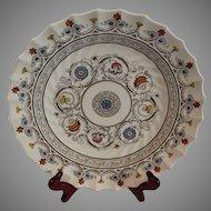 Copeland Plate - Florence Pattern