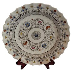 Copeland Plate - Florence Pattern