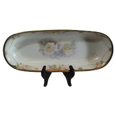 Antique Royal Munich Hand Painted Tray